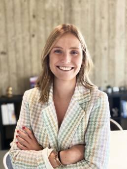 Axelle Graisse, la nouvelle Content Specialist de Yellow Business