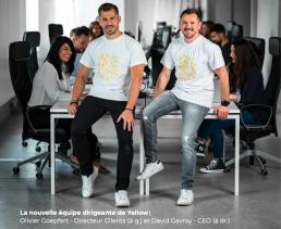 Equipe dirigeante de Yellow Business
