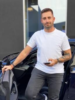 Sébastien Marxer - Marketing Advisor chez Yellow Luxembourg